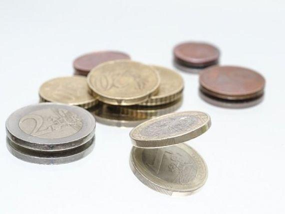 Leul continuă să se aprecieze în raport cu euro. Cursul anunțat de BNR