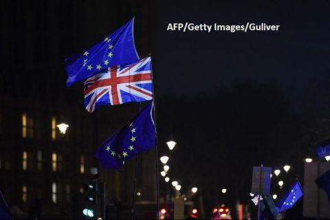 Vot istoric la Londra. Parlamentul britanic respinge acordul negociat de Theresa May cu UE pentru Brexit