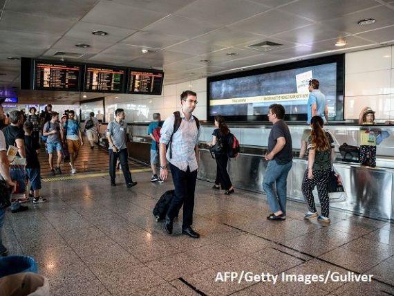 Unul dintre cele mai mari aeroporturi din Europa se închide în martie. Ce se întâmplă cu zborurile pentru pasageri