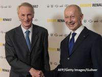 Jean-Dominique Senard și Thierry Bollore îl înlocuiesc pe Carlos Ghosn la conducerea Renault