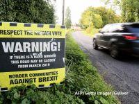 """Ce se întâmplă dacă Marea Britanie iese din UE fără acord. Premierul Irlandei: """"Ar putea fi necesară prezența armatei la graniță"""""""