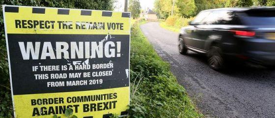 Ce se întâmplă dacă Marea Britanie iese din UE fără acord. Premierul Irlandei:  Ar putea fi necesară prezența armatei la graniță