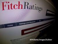 """Fitch revizuiește ratingurile băncilor din România, din cauza """"riscului mare al unei intervenţii guvernamentale în sectorul bancar"""""""