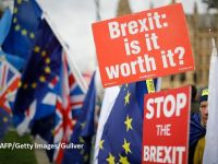 Bilanț catastrofal, după referendumul pentru Brexit. Marea Britanie a pierdut deja 2% din PIB și încă nu a ieșit din UE