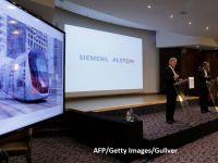 CE blochează fuziunea Alstom-Siemens. De ce este îngrijorat Executivul european de noul gigant din transportul feroviar