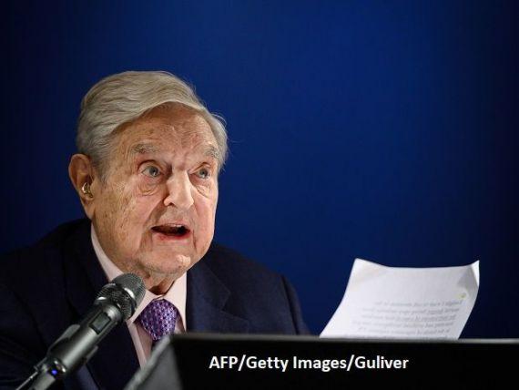 Previziunile negre ale miliardarului George Soros:  Dacă nu se trezește, UE va avea soarta Uniunii Sovietice în 1991