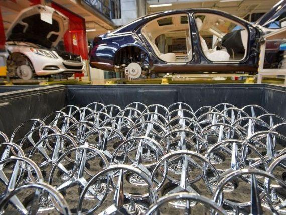 Chinezii de la BAIC vor să cumpere 5% la producătorul german Daimler, tranzacție de 3 mld. euro