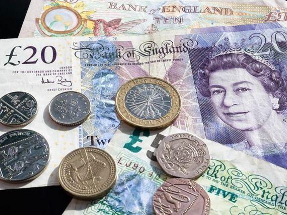 Situație neașteptată în Marea Britanie, în contextul Brexitului. Salariile au crescut în cel mai rapid ritm din ultimii 11 ani