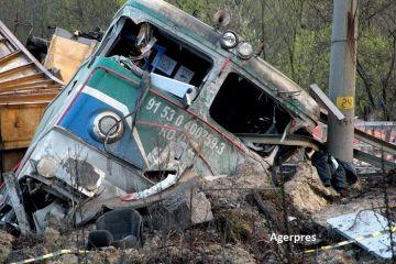 Trei trenuri de călători au deraiat în weekend. Ministrul Transporturilor cere demisia șefului CFR Călători, acesta dă vina pe CFR Infrastructură