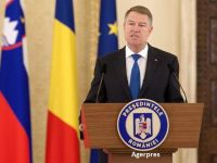 """Iohannis retrimite bugetul în Parlament, după ce CCR a declarat legea constituțională: """"Este bazat pe cifre false, croit greşit, pe bani pe care Guvernul nu îi are"""""""