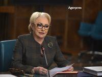 """Guvernul aprobă plafoanele bugetare pentru anumiți indicatori economici. Dăncilă: Iohannis face """"un joc electoral și îi dezinformează pe români"""""""