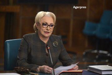 Guvernul aprobă plafoanele bugetare pentru anumiți indicatori economici. Dăncilă: Iohannis face  un joc electoral și îi dezinformează pe români
