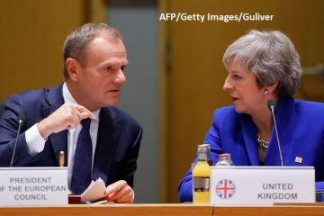 Theresa May propune, oficial, Uniunii Europene amânarea Brexitului
