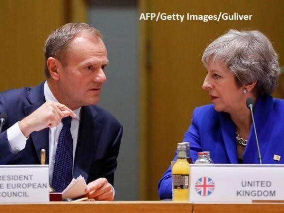 Theresa May propune Uniunii Europene, printr-o scrisoare, amânarea Brexitului