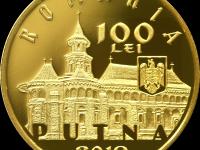 BNR lansează o monedă de aur de 100 lei