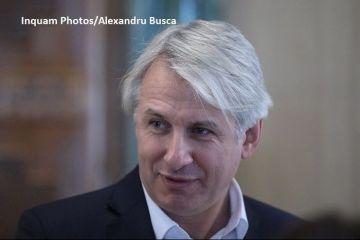 Eugen Teodorovici și-a anunțat intenția de a candida la prezidențiale:  Cândva o să candidez cu siguranţă. Eu când spun că fac un lucru îl fac
