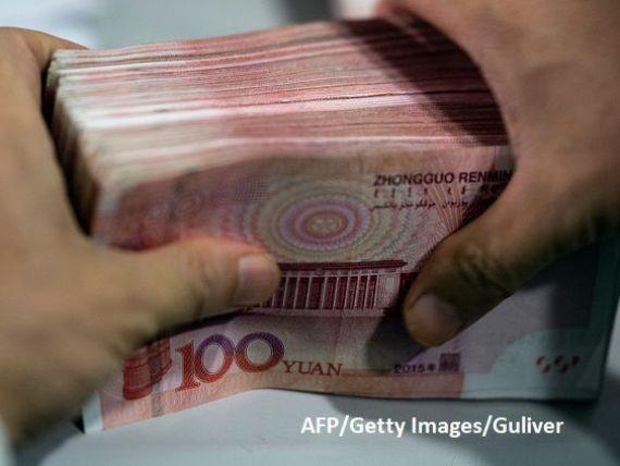 China a ajuns la rezerve valutare record, în ciuda războiului comerial cu SUA