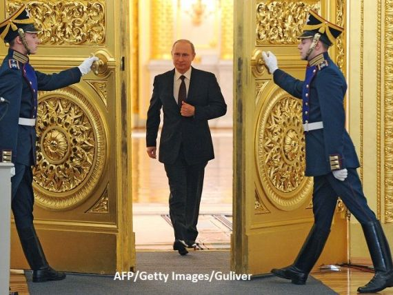 Rusia și-a majorat de patru ori rezervele de aur. De ce cumpără Putin metal prețios cu tonele