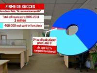 Companiile din România mor în primii ani de viață. Cele mai dese greşeli ale patronilor