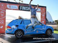 Olandezul care a scris istorie: 95.000 km, cea mai lungă călătorie cu un automobil electric