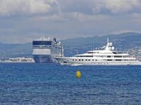 Șantierul Naval Mangalia intră pe segmentul navelor de lux pentru croaziere și face angajări masive.  Mega iahtul  de 155 de metri, construit pentru Norvegia