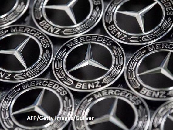 Încă o lovitură pentru puternica industrie auto germană. Ce se întâmplă cu Daimler