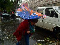 Prognoză specială pentru București: vreme rece și vânt puternic