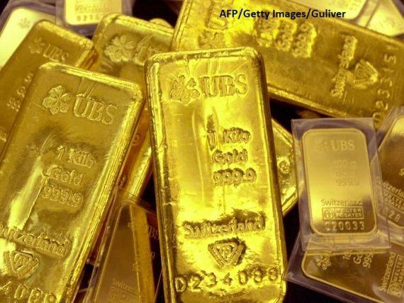 Băncile centrale dau dolarii pe aur. Au achiziționat în 2018 cea mai mare cantitate de metal prețios de după 1967