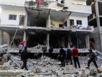 Cum arată Fâșia Gaza după ce a fost bombardată de Israel