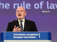Frans Timmermans vrea salariu minim în toate țările UE. La cât ar crește netul în România, dacă s-ar aplica formula propusă de vicepreședintele CE