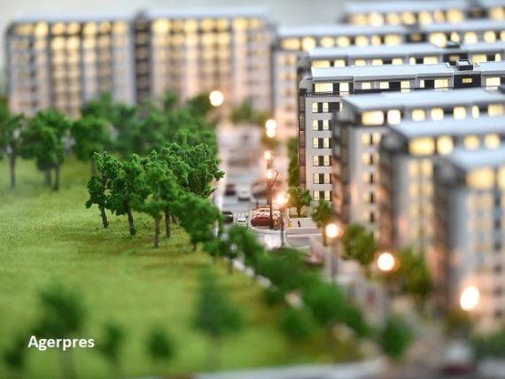 Capitala se dezvoltă masiv în nord. Peste 6.500 de locuinţe sunt în construcţie în zona Floreasca - Aviației - Barbu Văcărescu - Pipera