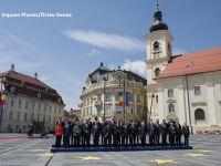 Summitul de la Sibiu. Declaraţia adoptată de liderii UE. Principalele momente. GALERIE FOTO