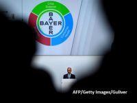 Acţiunile gigantului Bayer au scăzut la minimul ultimilor şapte ani, după ce instanța a obligat compania să despăgubească un cuplu îmbolnăvit de cancer