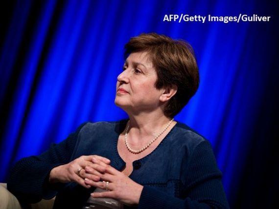 FMI elimină limita de vârstă pentru cei care ocupă funcția de director general, un ultim obstacol în calea nominalizării Kristalinei Georgieva