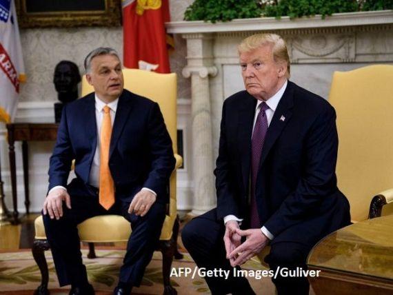 Subiectul rezervelor din Marea Neagră, discutat de Viktor Orban la Washington. De ce vor vecinii gazele României