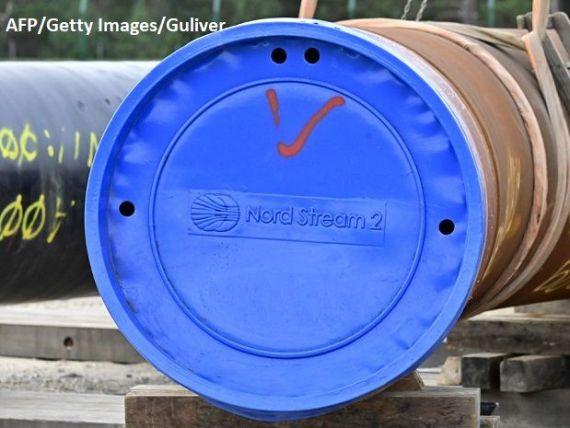 Gazele rusești întârzie să ajungă în Germania. Danemarca pune piedici gazoductului Nord Stream 2