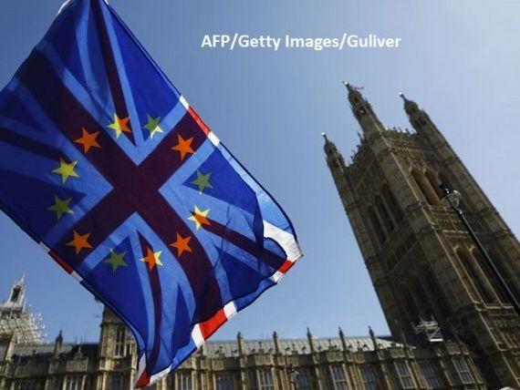 CE: Desemnarea unui nou premier în Marea Britanie nu va modifica acordul pentru Brexit