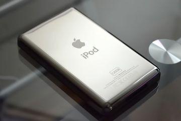 Apple a lansat un nou model de iPod, după patru ani de pauză