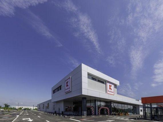 Kaufland deschide primul magazin în zona rurală și creează 70 de noi locuri de muncă în localitate