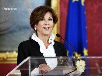 Brigitte Bierlein, prima femeie cancelar din istoria Austriei