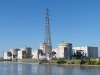 """Alertă în Franța. """"Contaminare"""" radioactivă pe fluviul Loara, în avalul a cinci centrale nucleare"""