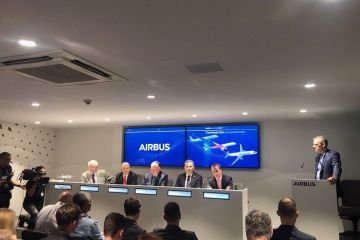 Wizz Air mai cumpără 20 de aeronave de la Airbus și ajunge la 276 de avioane care urmează să fie livrate până în 2026