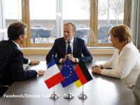 Liderii UE nu reușesc să ajungă la un acord în privința șefilor instituțiilor de la Bruxelles. Summit de criză pe 30 iunie