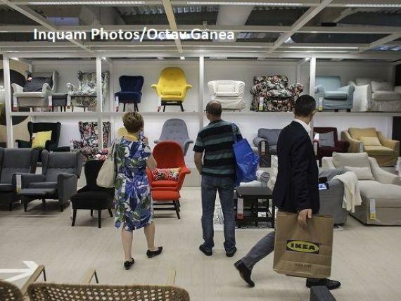 Recordurile IKEA în ziua deschiderii celui de-al doilea magazin din România. Vânzări de peste 1,1 mil. lei și aproape 20.000 de vizitatori