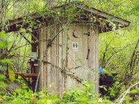 România cu closetul în curte. Puțin peste jumătate din populația țării este racordată la sisteme de canalizare, sub 10% în zona rurală