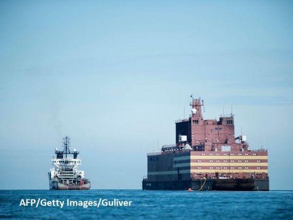 Cernobîlul plutitor  pleacă în Oceanul Arctic. Rusia lansează centrala nucleară plutitoare, care va genera energie în Orientul Îndepărtat