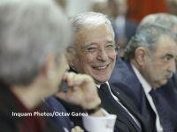 Mugur Isărescu, ales pentru al șaselea mandat la BNR. Este cel mai longeviv guvernator de bancă centrală din lume