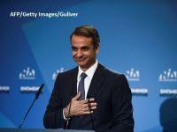 Grecia, după epoca Tsipras. Noul premier de la Atena promite că va transforma țara într-un paradis pentru antreprenori și pentru afaceri