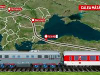 """Gara de Nord, transformată într-un mall amplasat pe """"Calea Mătăsii"""". Visul ministrului Răzvan Cuc"""