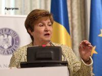 Economista bulgară Kristalina Georgieva, desemnată candidata UE la conducerea FMI